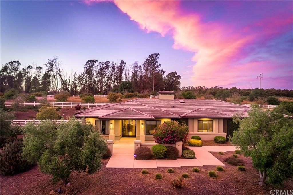 1920 Lemon Ranch Road, Arroyo Grande, CA 93420 - MLS#: PI21085034