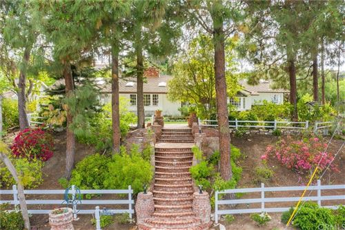 Photo of 1 Golden Spar Place, Rolling Hills Estates, CA 90274 (MLS # SB21123035)