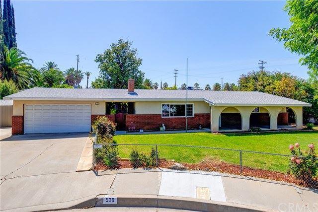 520 Hastings Street, Redlands, CA 92373 - MLS#: EV21077035