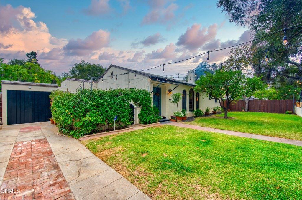 1760 N Marengo Avenue, Pasadena, CA 91103 - MLS#: P1-7035