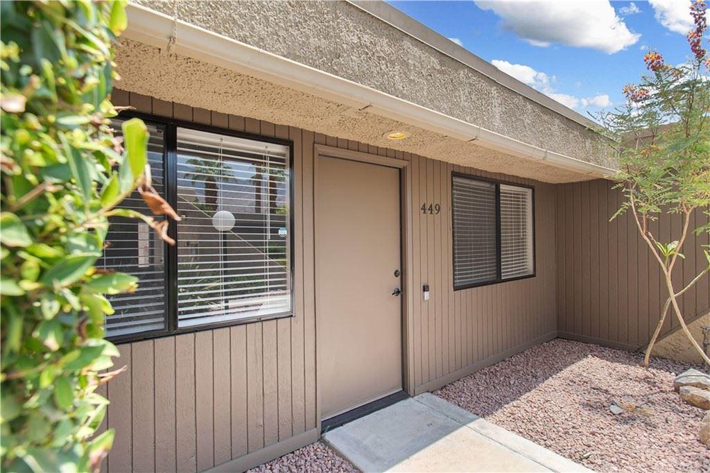 449 Bradshaw, Palm Springs, CA 92262 - MLS#: PW21160035
