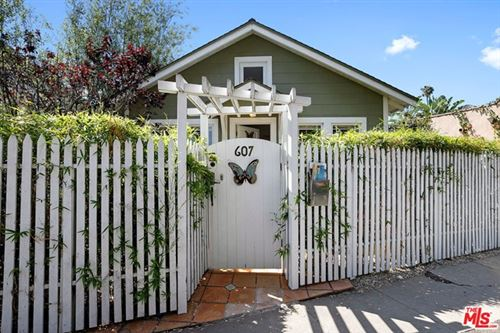 Photo of 607 Crestmoore Place, Venice, CA 90291 (MLS # 20610036)