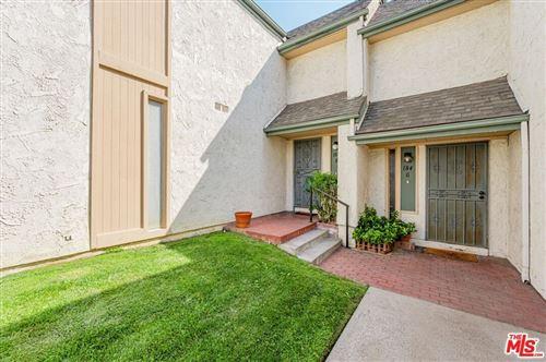 Photo of 184 Casuda Canyon Drive #B, Monterey Park, CA 91754 (MLS # 21793036)