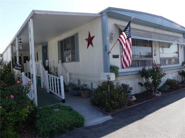 4800 Daleview Avenue #80, El Monte, CA 91731 - MLS#: AR20124036