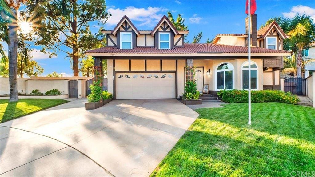 11314 Mount Johnson Court, Rancho Cucamonga, CA 91737 - #: CV21193036