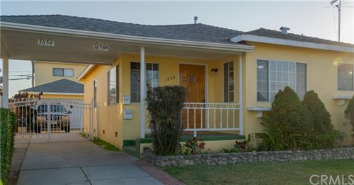 Photo of 1656 W 107th Street, Los Angeles, CA 90047 (MLS # PW20016037)