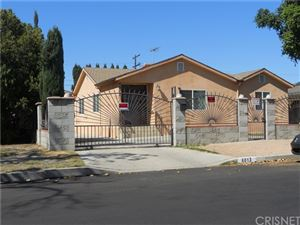Photo of 8013 Vantage Avenue, North Hollywood, CA 91605 (MLS # SR19236037)
