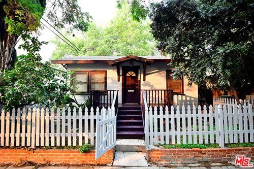 Photo of 2913 Reservoir Street, Los Angeles, CA 90026 (MLS # 20623038)