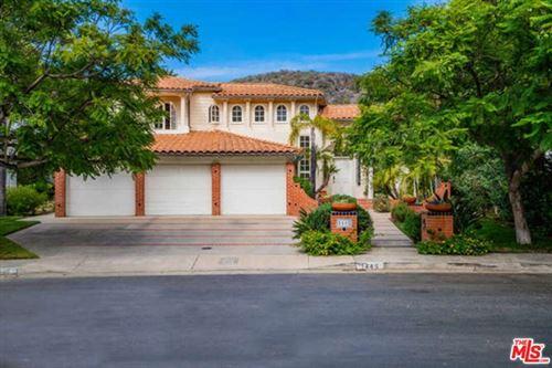 Photo of 1445 Via Cresta, Pacific Palisades, CA 90272 (MLS # 21702038)