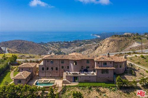 Photo of 4800 Latigo Canyon Road, Malibu, CA 90265 (MLS # 21721038)