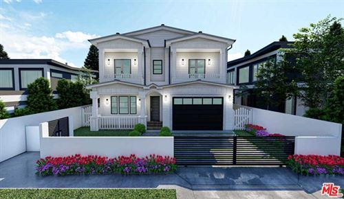 Photo of 418 N Poinsettia Place, Los Angeles, CA 90036 (MLS # 21736038)
