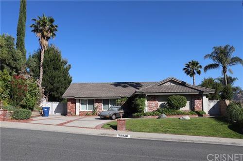 Photo of 25430 Cariz Drive, Valencia, CA 91355 (MLS # SR21129038)