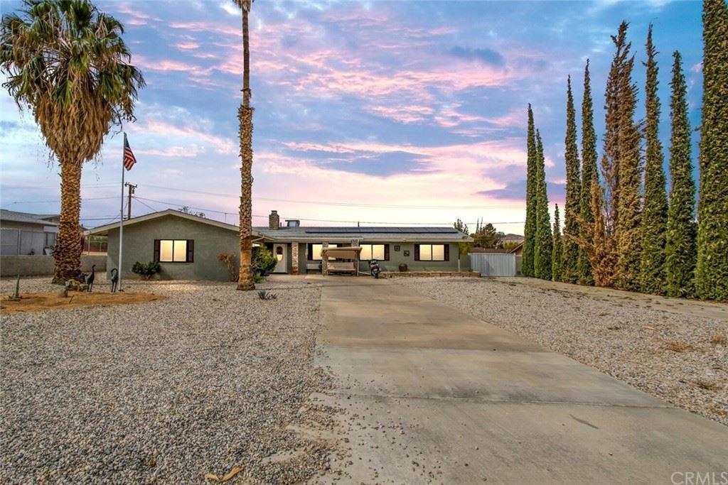 7434 Balsa Avenue, Yucca Valley, CA 92284 - MLS#: IV21218038