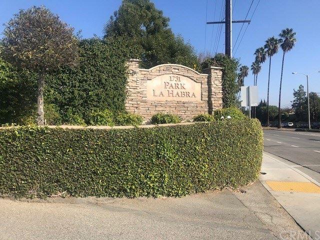 1731 W Lambert Road #74, La Habra, CA 90631 - MLS#: PW20242038