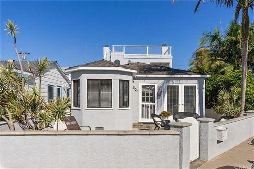 Photo of 505 Clubhouse Avenue, Newport Beach, CA 92663 (MLS # NP21197039)