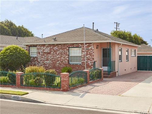 Photo of 4852 W 141st Street, Hawthorne, CA 90250 (MLS # SB20197039)