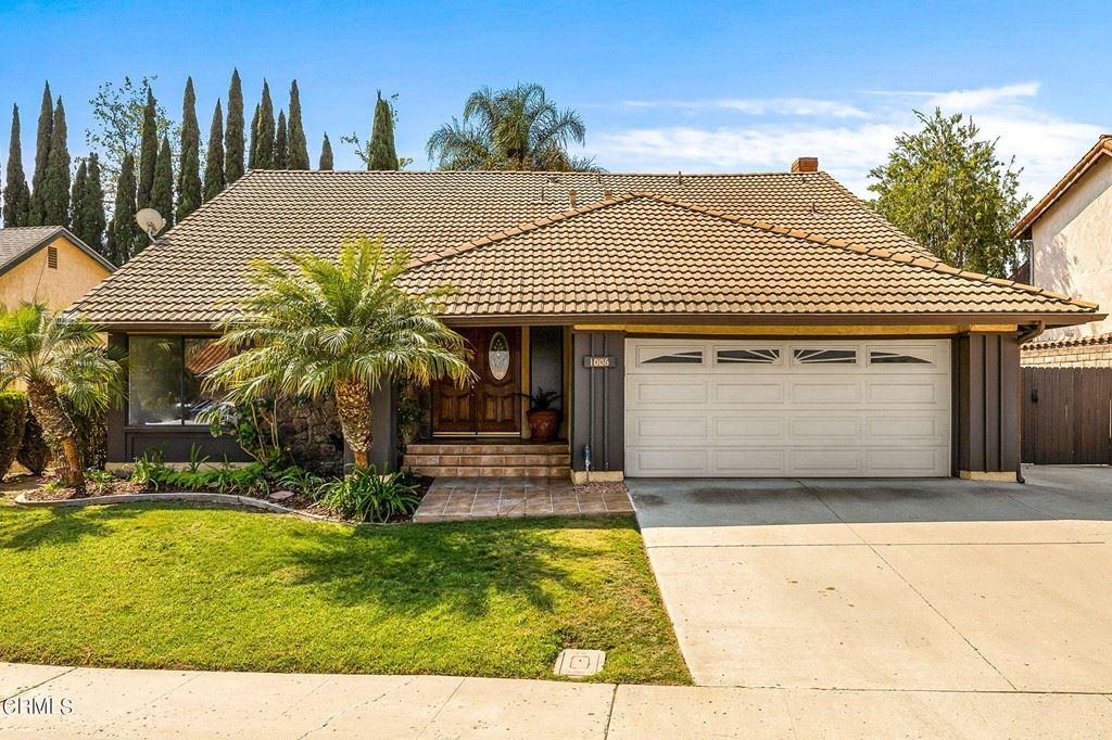 1006 Amber Drive, Santa Paula, CA 93060 - MLS#: V1-8039