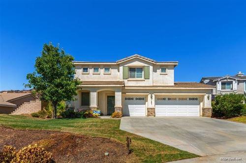 Photo of 31123 Three Oaks Drive, Menifee, CA 92584 (MLS # 200036040)