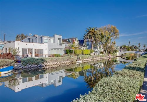 Photo of 225 CARROLL CANAL, Venice, CA 90291 (MLS # 20601040)