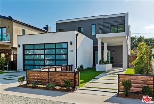 Photo of 3413 Cattaraugus Avenue, Culver City, CA 90232 (MLS # 21730040)