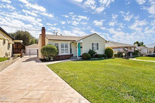 Photo of 2500 N Lamer Street, Burbank, CA 91504 (MLS # P1-4040)