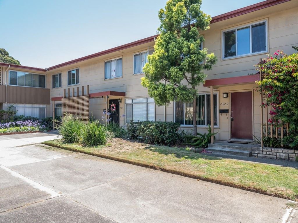 1522 Day Avenue #D, San Mateo, CA 94403 - #: ML81855040