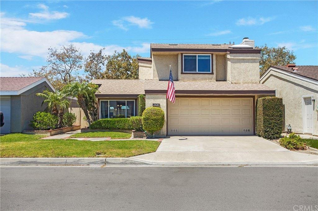 2420 N MILLSTREAM Lane, Orange, CA 92865 - MLS#: OC21166040