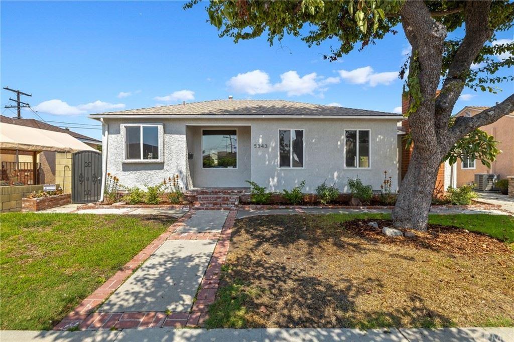 5343 W 124th Place, Hawthorne, CA 90250 - MLS#: OC21200041