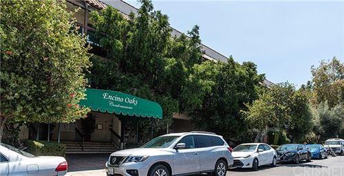 Photo of 5460 White Oak Avenue #D309, Encino, CA 91316 (MLS # SR20156042)