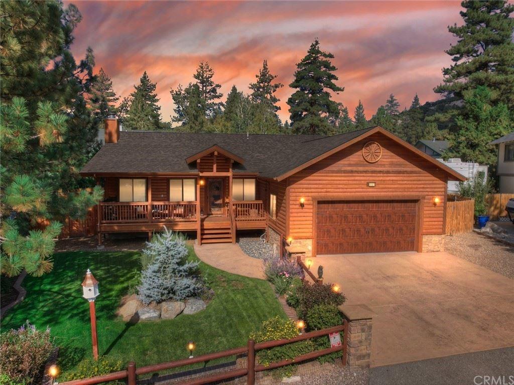 1107 Gold Mountain Drive, Big Bear City, CA 92314 - MLS#: EV21207042