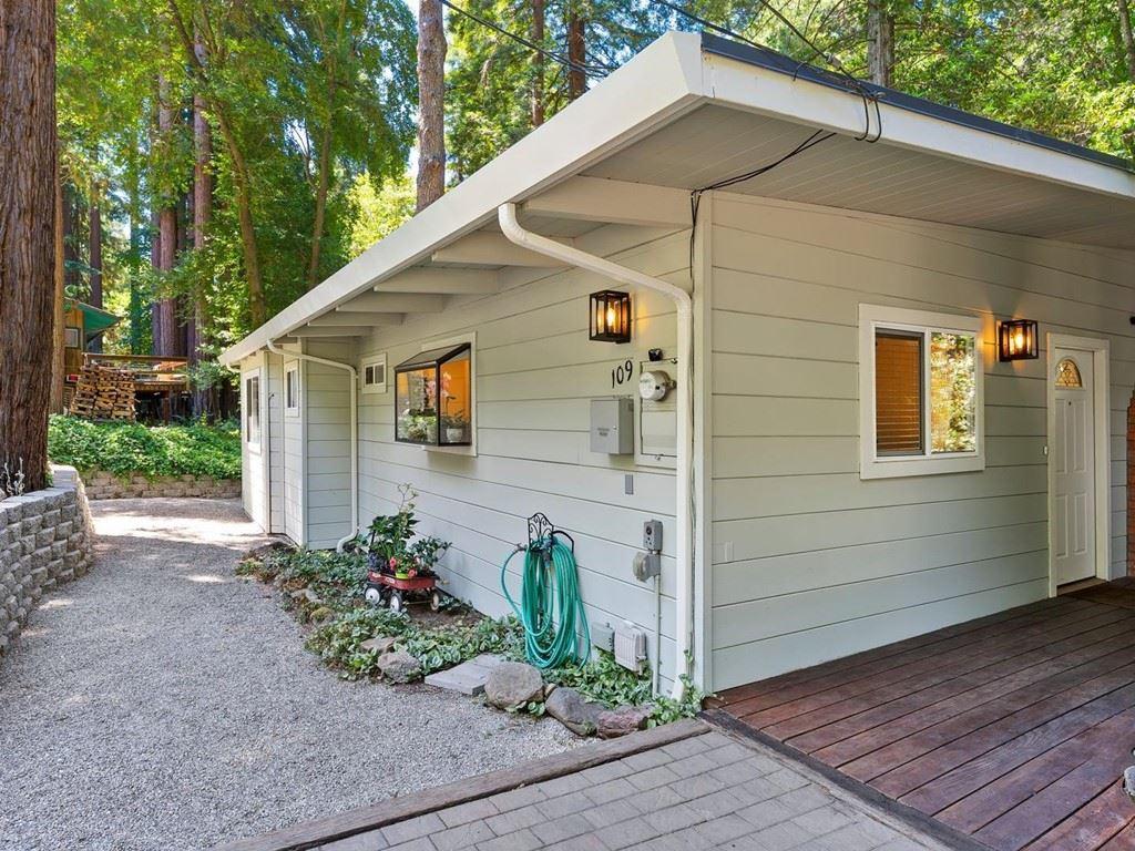 109 Huckleberry Lane, Boulder Creek, CA 95006 - #: ML81854042