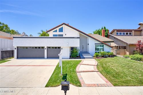 Photo of 3254 Sawtooth Court, Westlake Village, CA 91362 (MLS # 221004043)
