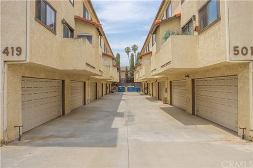 Photo of 419 N 3rd Street #C, Alhambra, CA 91801 (MLS # CV21122043)