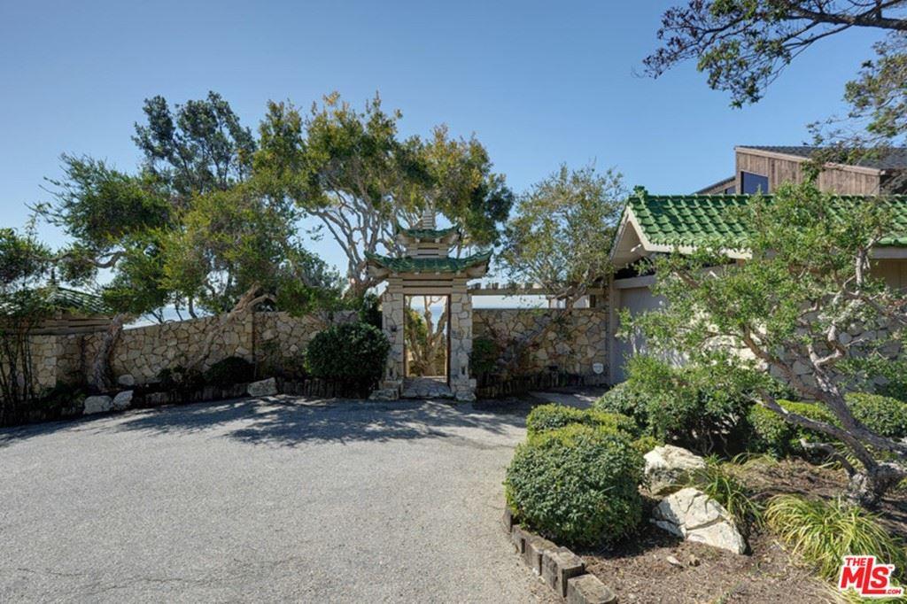 Photo for 18842 TOPANGA BEACH ROAD Road, Malibu, CA 90265 (MLS # 12594043)