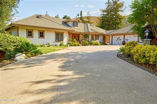 Photo of 3972 Wild Sage Court, Westlake Village, CA 91362 (MLS # 221004044)