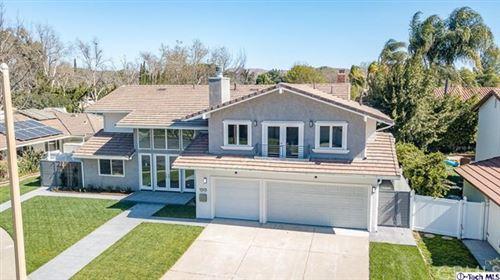 Photo of 1313 Woodlow Court, Westlake Village, CA 91361 (MLS # 320006044)