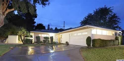 Photo of 1461 Rolling Hill Drive, Monterey Park, CA 91754 (MLS # 320008044)