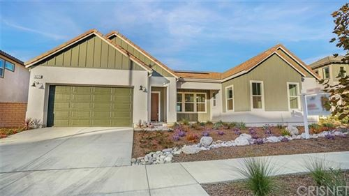 Photo of 18771 Juniper Springs Drive, Canyon Country, CA 91387 (MLS # SR20078044)