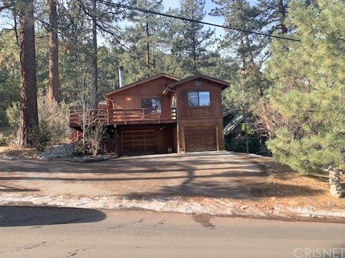 Photo of 2039 Freeman Drive, Pine Mtn Club, CA 93225 (MLS # SR21008044)