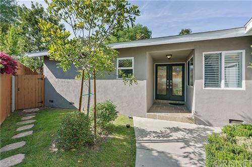 Photo of 5233 Costello Avenue, Sherman Oaks, CA 91423 (MLS # SR21073044)