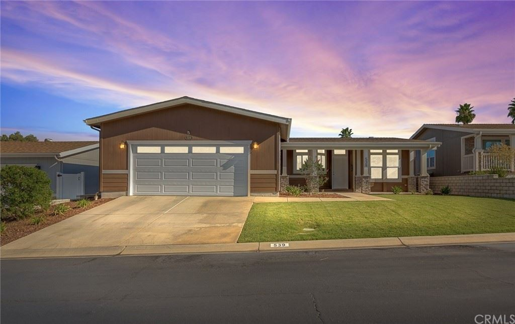 10961 Desert Lawn Drive #539, Calimesa, CA 92320 - MLS#: EV21201044