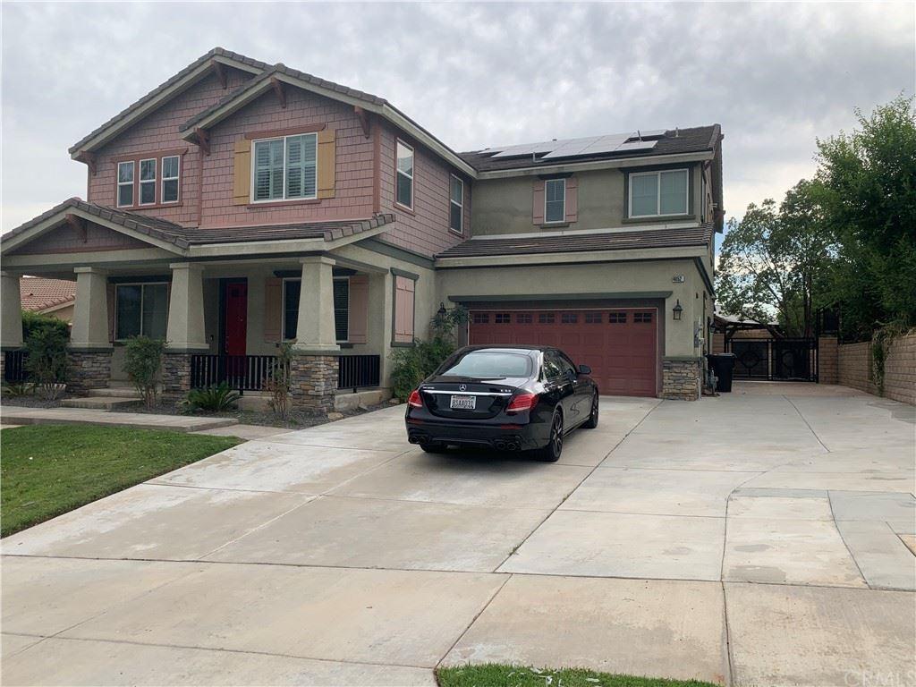 4852 Dovehurst Way, Fontana, CA 92336 - MLS#: IV21148044