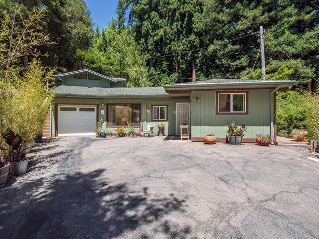 265 Villa Way, Boulder Creek, CA 95006 - #: ML81801044
