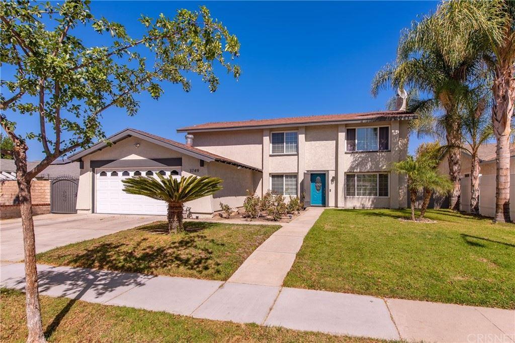 3749 Woodhaven Street, Simi Valley, CA 93063 - MLS#: SR21227044
