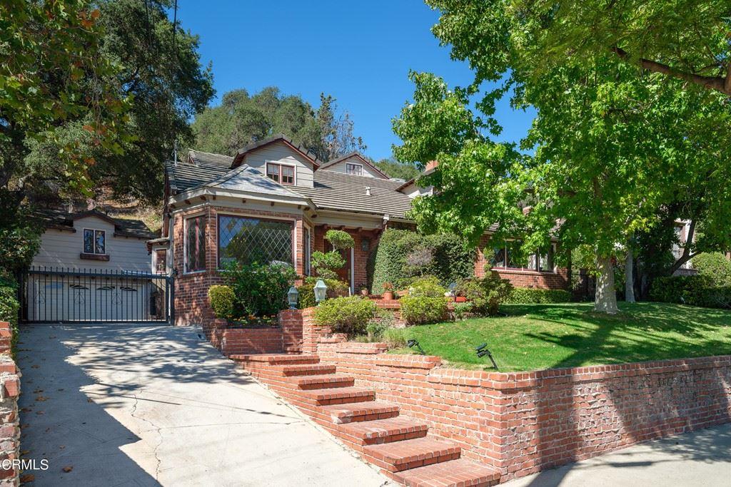 Photo of 2951 Hermosita Drive, Glendale, CA 91208 (MLS # P1-7045)