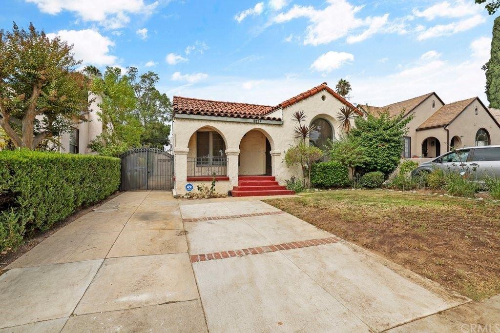 3327 Winchester Avenue, Los Angeles, CA 90032 - MLS#: PF21208045