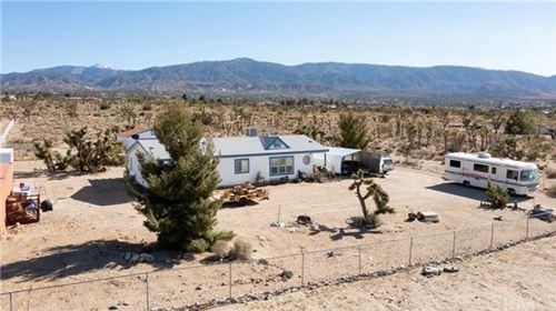 Photo of 1437 Mono Rd, Pinon Hills, CA 92372 (MLS # CV21080046)