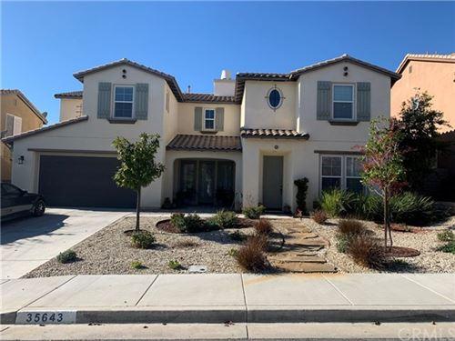 Photo of 35643 Bovard Street, Wildomar, CA 92595 (MLS # PW20126046)