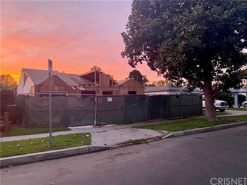 Photo of 5657 Saloma Avenue, Van Nuys, CA 91411 (MLS # SR21039046)