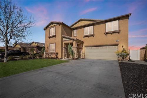 Photo of 25392 Lone Acres Road, Menifee, CA 92584 (MLS # SW21026046)